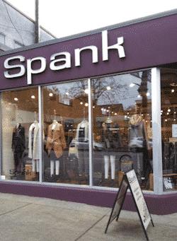 Spank Clothing