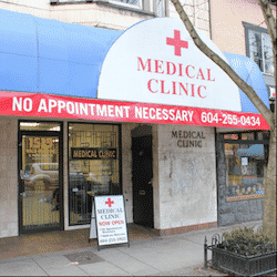 Commercial Drive Medical Clinic