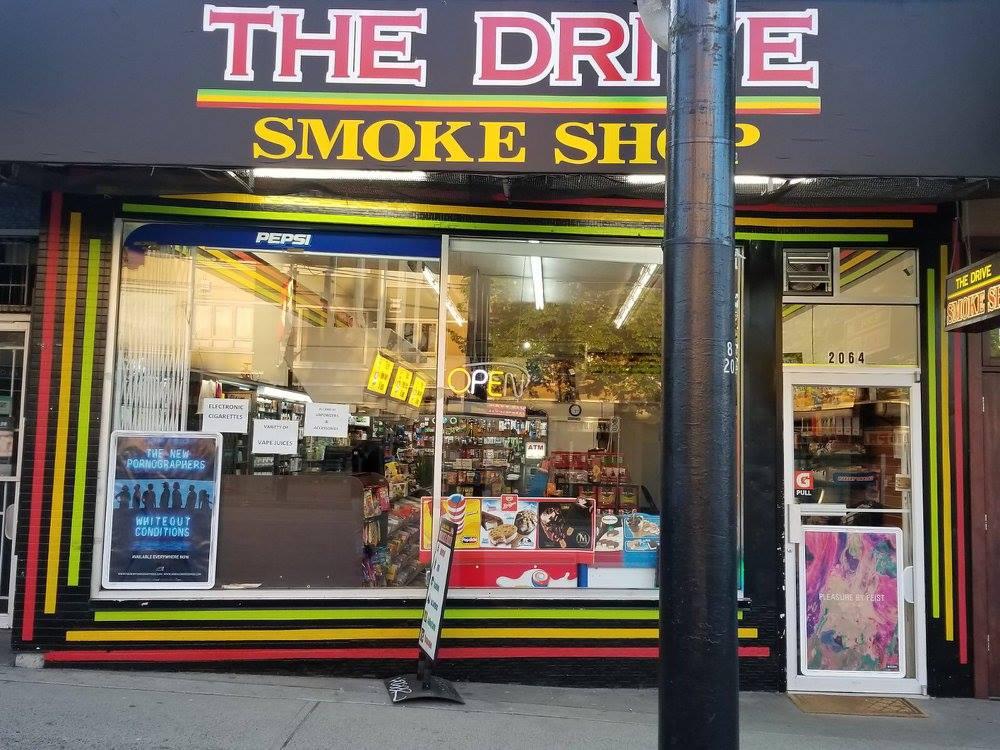 the drive smoke shop