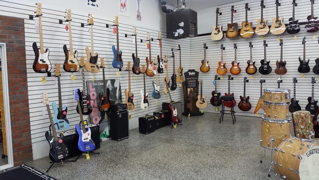 Rufus Guitar Shop Ltd