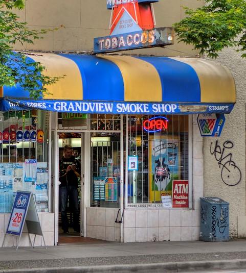 Grandview Smoke Shop