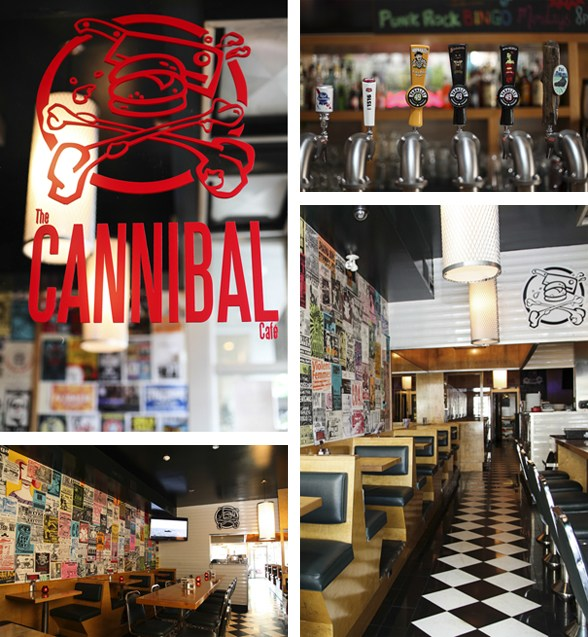 The Cannibal Cafe