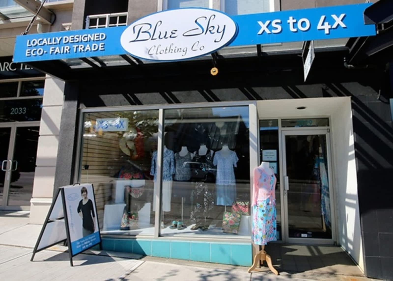 Blue Sky Clothing Co