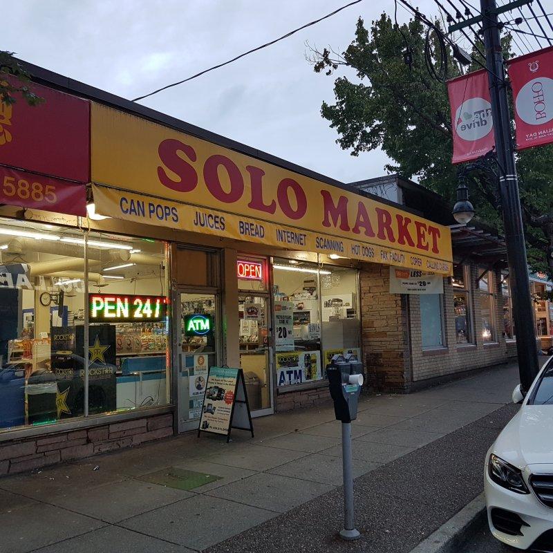 Solo Market