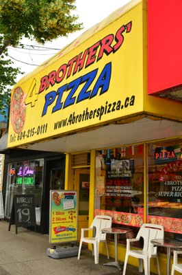 4 Brothers Pizza