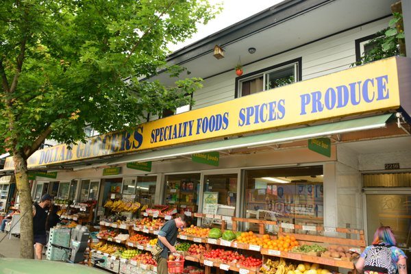 Dollar Grocers