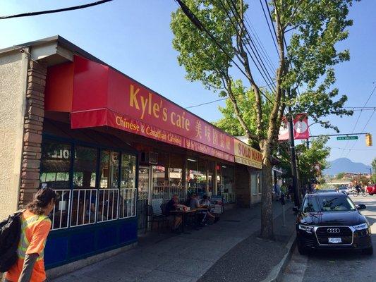 Kyle's Cafe