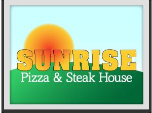 Sunrise Pizza & Steak House