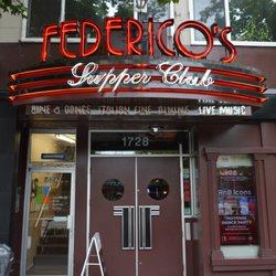 Federico's Supper Club