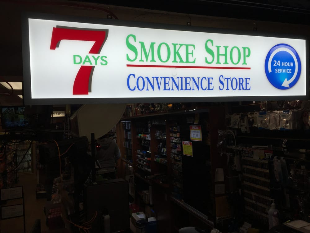7 Days Convenience Store