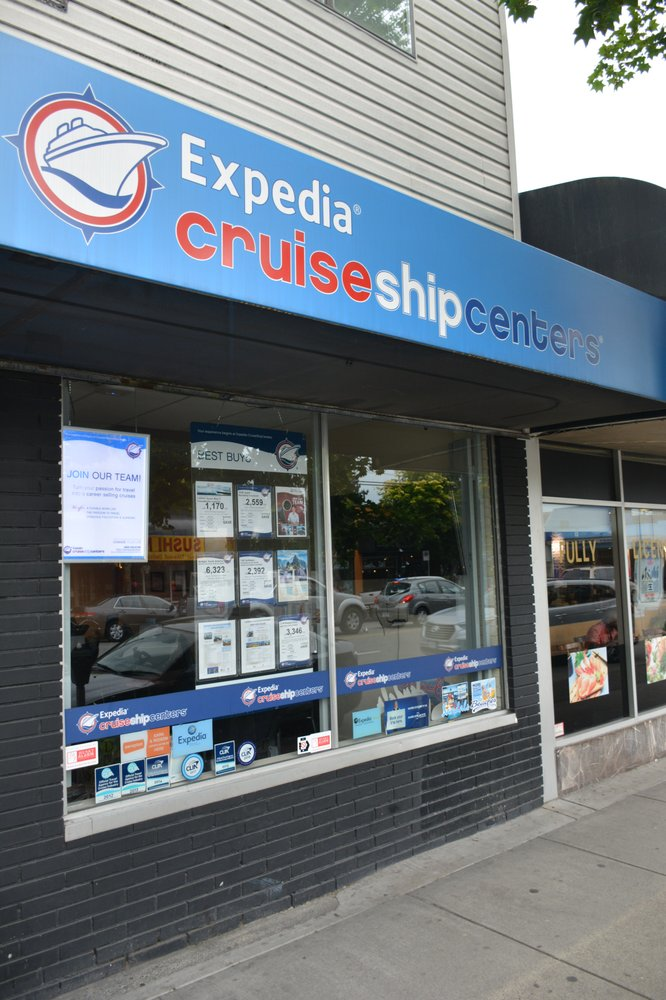 Expedia Cruise Ship Centre