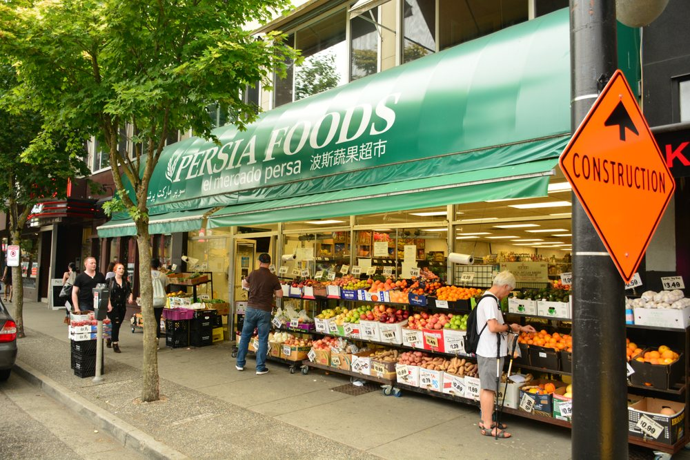Persia Foods Produce Markets