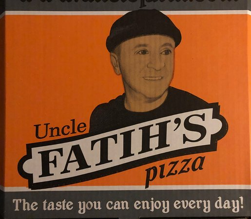 Uncle Fatih's Pizza